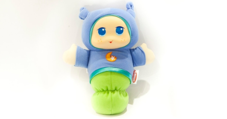 pelúcia Lullaby Gloworld da Playskool
