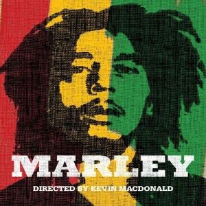 Pôster do documentário Marley, sobre o cantor Bob Marley