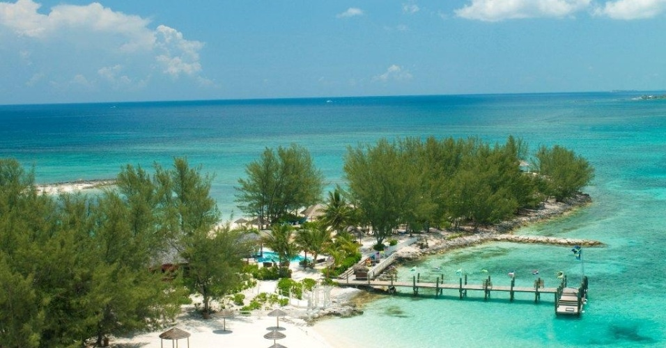 Bahamas (foto do livro &#34;Destination Wedding&#34;)
