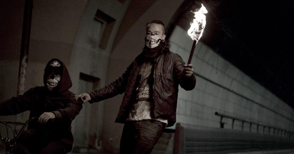 Campanha da Lost para o Inverno 2012
