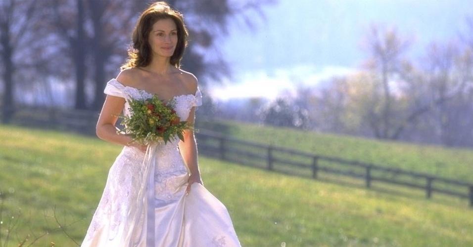 Noivas de cinema - Julia Roberts em