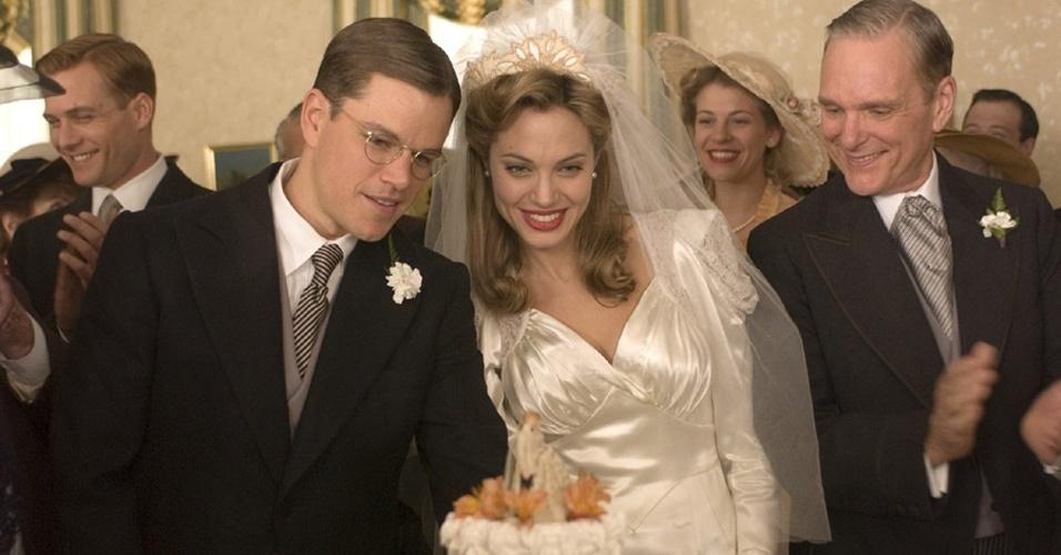 Noivas de cinema - Angelina Jolie em