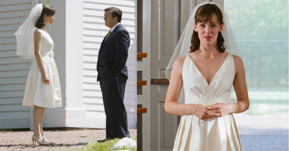 Noivas de cinema - Jennifer Garner em