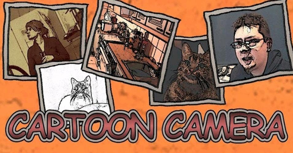 Aplicativo permite transformar qualquer imagem em histórias em quadrinhos