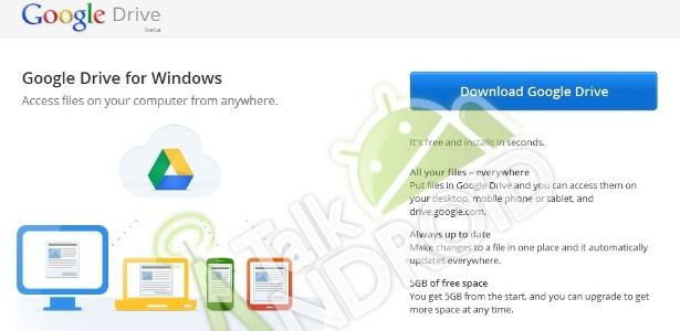 Reprodução/Talk Android