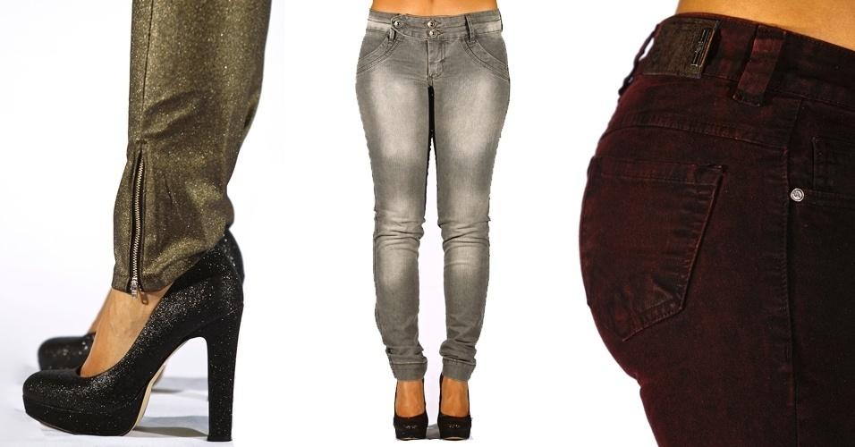 Montagem guia de compras jeans até R$100
