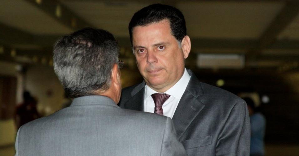 O governador de Goiás, Marconi Perillo (PSDB), também é acusado de envolvimento com Carlinhos Cachoeira