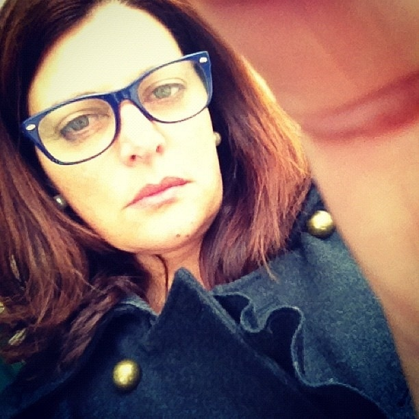 S&#244;nia Lima posta foto no Twitter (17/4/12)