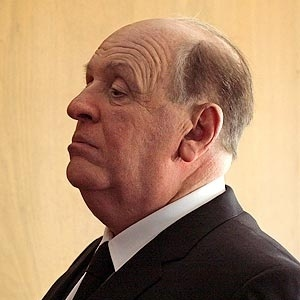 Anthony Hopkins como Alfred Hitchcok no filme