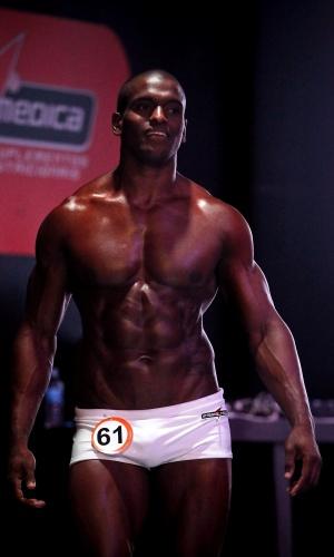 Igor, 61, ficou em segundo lugar e foi aposta do UOL Dieta e Boa Forma