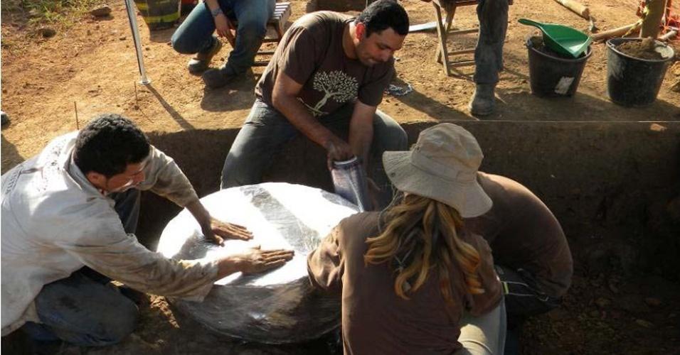 Iphan registra sítios arqueológicos de mais de 8 mil anos na UHE Santo Antônio, no Rio Madeira, em Rondônia