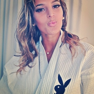 : Musa da Superliga de vôlei, Mari Paraíba faz ensaio para a Playboy