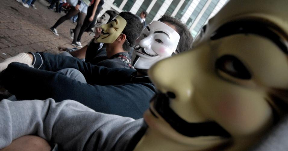 Marcha contra a Corrupção em São Paulo