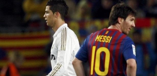 Messi e C. Ronaldo terão novo duelo para mostrar quem é o melhor do mundo