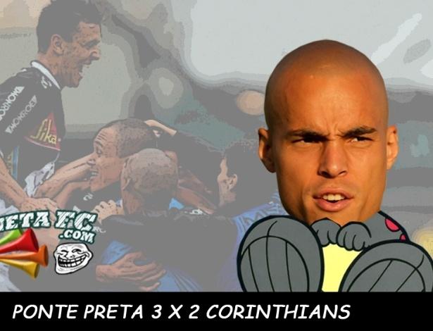 Corneta FC: Julio César - O Horácio da Turma da Mônica