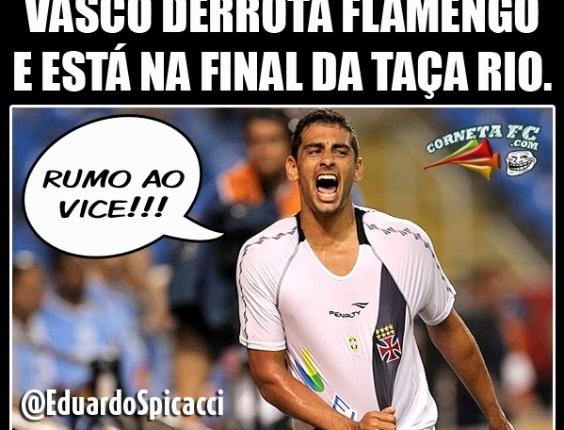 Corneta FC: Vasco rumo a mais um vice