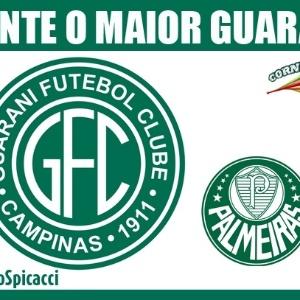 Qual dos dois Guaranis é maior no futebol brasileiro?
