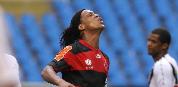Ronaldinho Gaúcho não está mais ligado ao Flamengo após ação no TRT