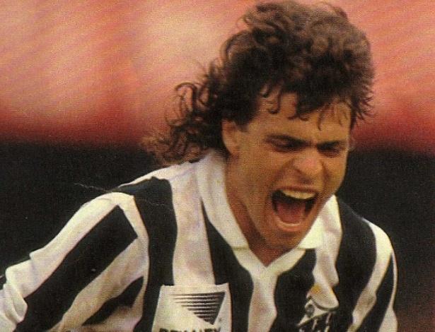Paulinho Mclaren, ex-jogador do Santos