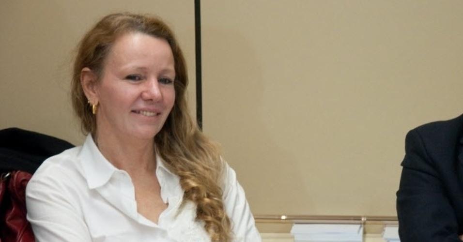 A senadora Vanessa Grazziotin (PCdoB-AM) é integrante da CPI