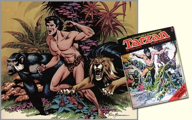 Antes de chegar aos quadrinhos, Tarzan já era um best-seller. Seu criador, o americano Edgar Rice Burroghs tornou-se um milionário. No Brasil, os livros de Tarzan foram traduzidos por escritores como Monteiro Lobato e Manuel Bandeira. O sucesso do personagem ainda aumentou mais, quando ele chegou às telas do cinema, mas em que ele pode interessar aos estudos de História?