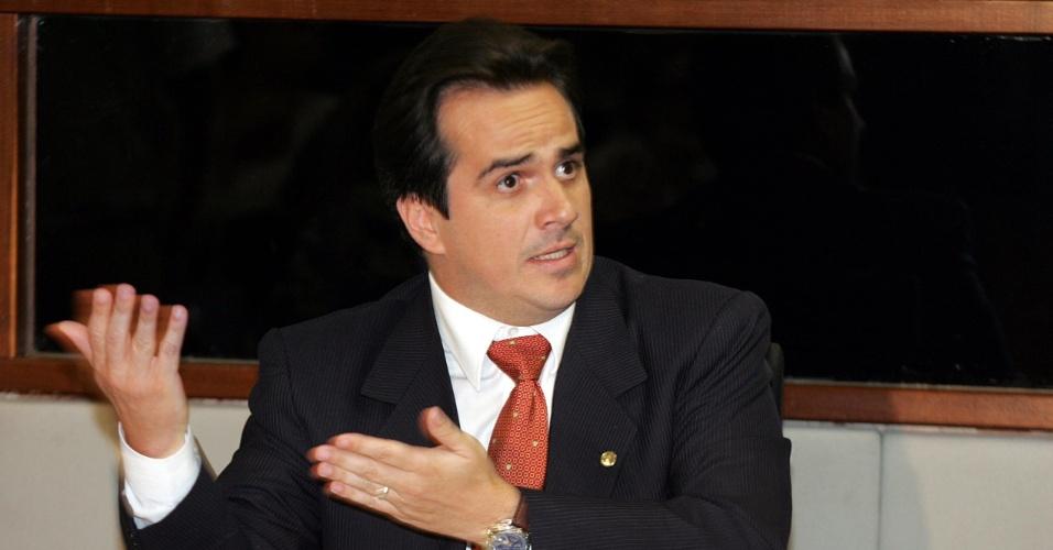 Ciro Nogueira (PP-PI) exerce seu primeiro mandato de senador e é integrante da CPI