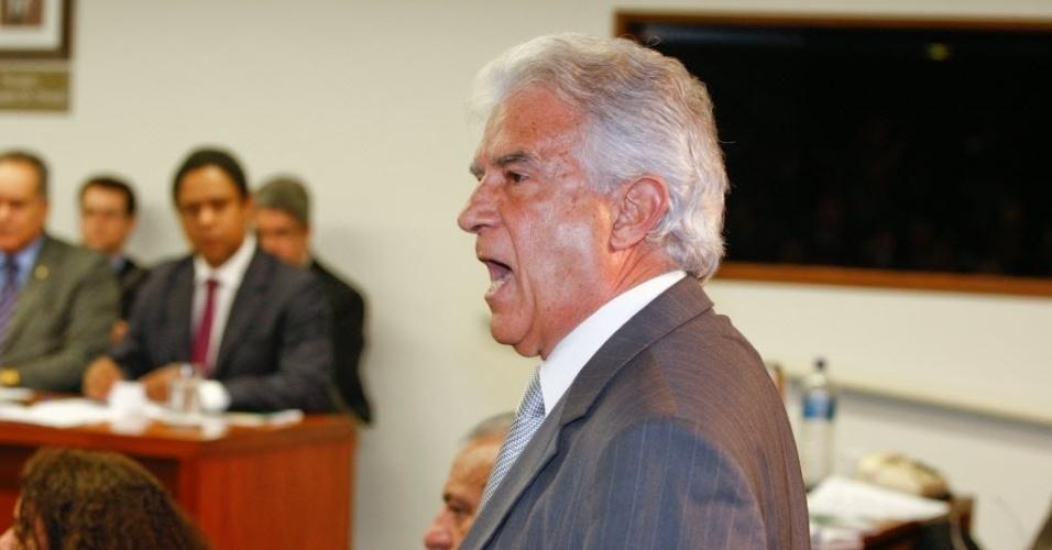 O deputado Rubens Bueno (PPS-PR) é líder do PPS na Câmara e está em seu terceiro mandato. Ele é integrante da CPI