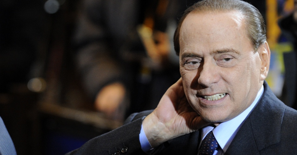 O ex-primeiro ministro italiano Silvio Berlusconi renunciou em novembro de 2011