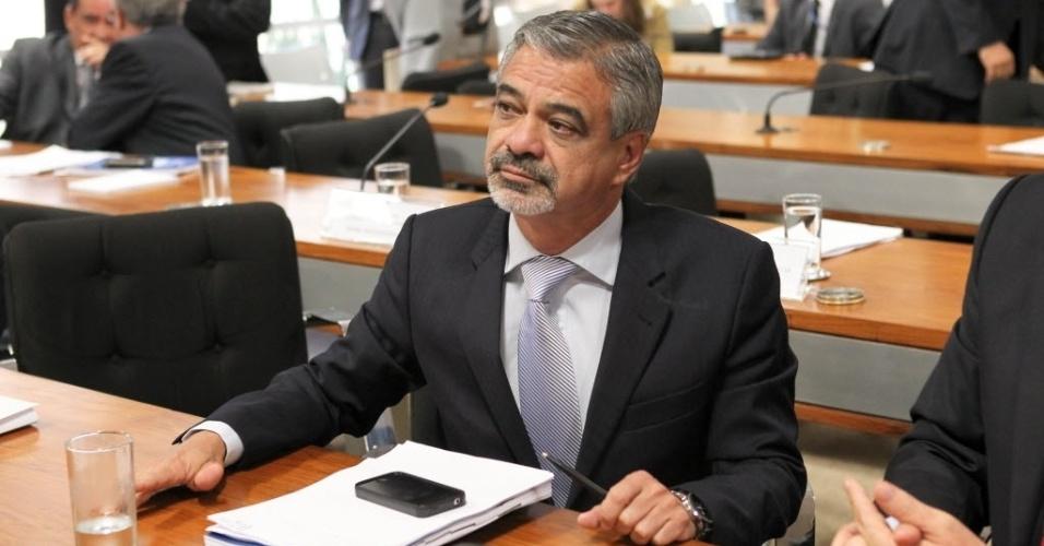 O senador Humberto Costa (PT-PE) é integrante da CPI