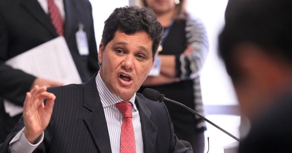O senador Ricardo Ferraço (PMDB-ES) é integrante da CPI