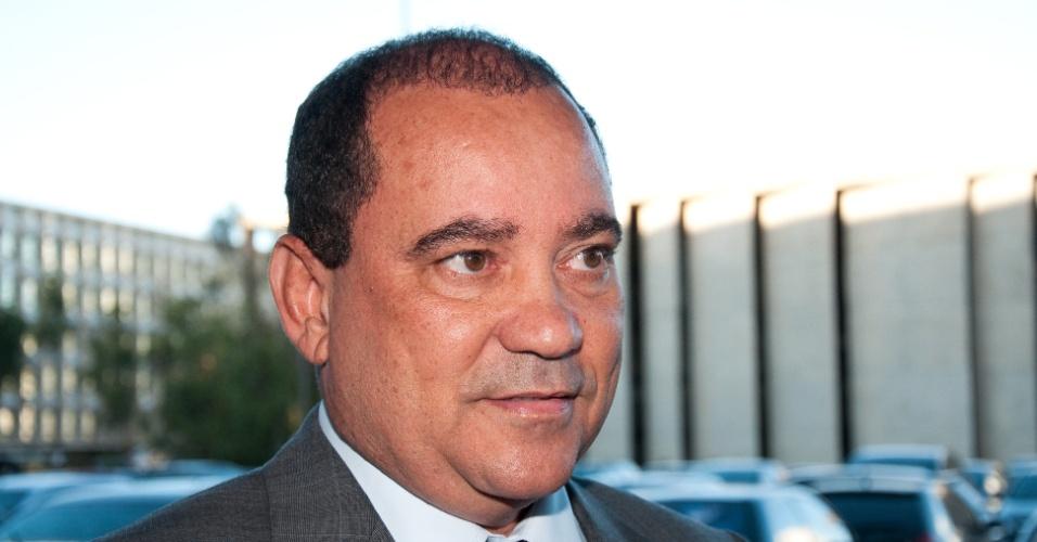 Vicentinho Alves (PR-TO) exerce seu primeiro mandato no Senado e é integrante da CPI