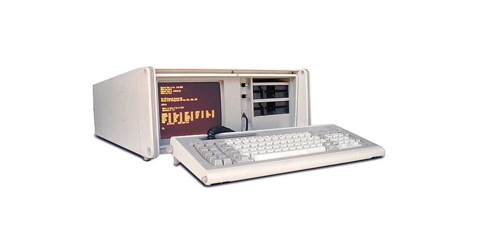 Computador IBM Portable PC 5155