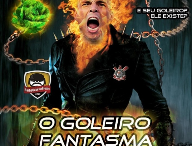 Corneta FC: O goleiro fantasma do Corinthians