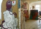 Passeio alternativo conta a história de grafites e ocupações artísticas em Berlim - Montagem / Regiane Teixeira/UOL