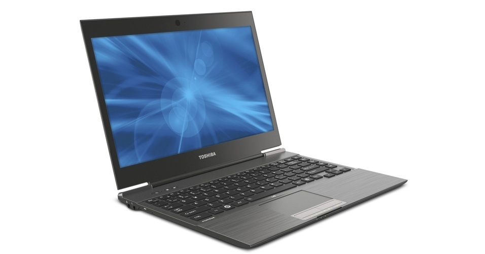 Ultrabook Port&#233;g&#233; Z830, da Toshiba