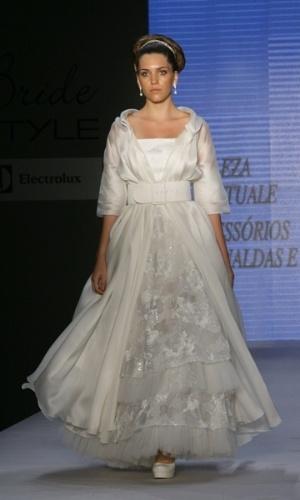 Coleção de Patrícia Avendaño para a Black Tie no Bride Style 2012 (25.04.2012)