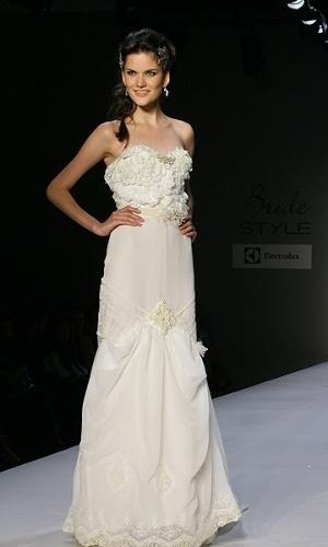 Desfile da Atelieria no Bride Style 2012