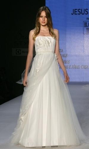 Desfile Jesus Peiró para Black Tie no Bride Style 2012