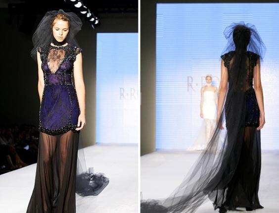 Desfile R. Rosner no Bride Style 2012