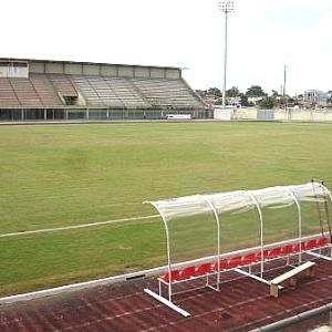 Estádio Gigante do Itiberê, em Paranaguá-PR
