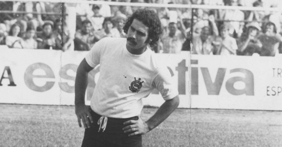 Rivelino, ídolo em suas passagens por Corinthians, Fluminense e seleção brasileira