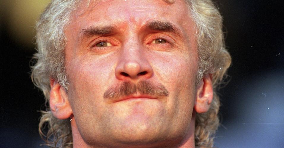 Rudi Voller, ex-jogador da seleção da Alemanha