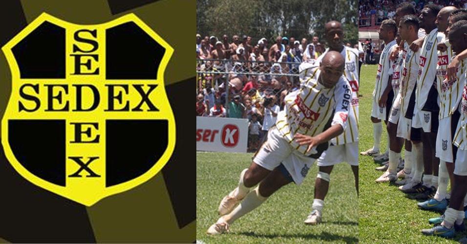 SDX teve de abandonar o nome de Sedex por pedido judicial dos Correios