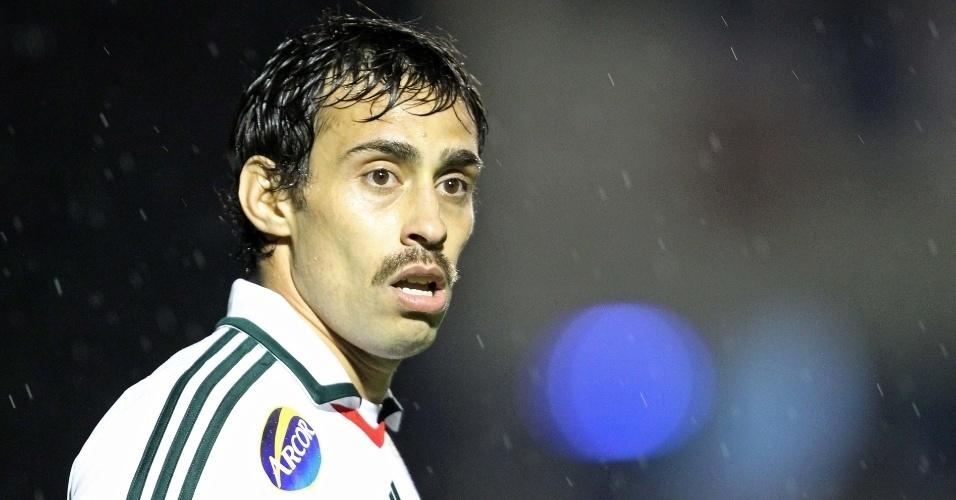 Valdivia, meia chileno que atua no Palmeiras