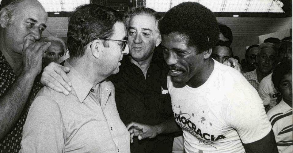 Zé Maria, ex-jogador do Corinthians