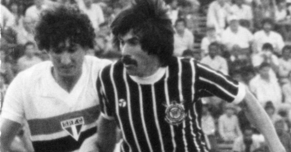 Zenon, ex-jogador do Corinthians e Guarani