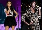 Jovens cantoras contam como escolhem o figurino que usam nos palcos - Montagem UOL / Divulgação / Thiago Bernardes/UOL