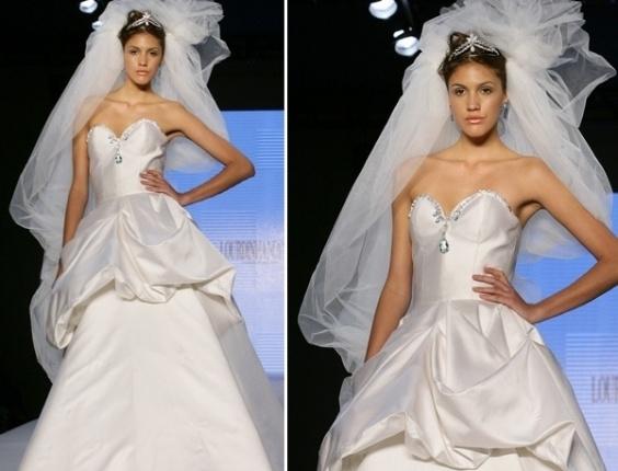 Desfile Lourdinha Noyama no Bride Style 2012