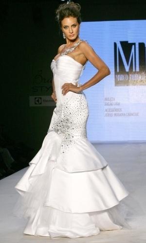 Desfile Marco Tarragô no Bride Style 2012