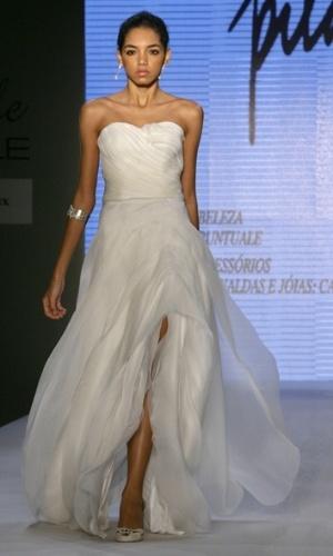 Desfile Studio Pilar, por Andrea Garcia, no Bride Style 2012